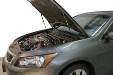 2008-12 Honda Accord Hood Quick LIFT PLUS Gas Struts Shocks Dampers Prop Lifters