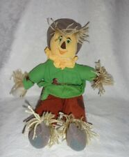 "Nanco The Wizard of Oz Scarecrow 15""  Plush Soft Toy Stuffed Animal"