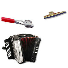 Old Time Music Accordion Pack - Accordion, Spoons & Kazoo Pack