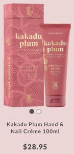 Kakadu Plum Luxury Hand Cream Rrp $28.95 Sell $24
