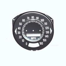 1969 Firebird Trans Am Speedometer 160 MPH Gauge Face Only