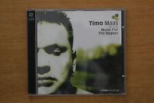 Timo Maas – Music For The Maases  (Box C110)