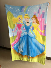 cute princess beauty coral fleece blanket rug blankets quilt nap quilts new