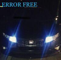 HONDA CIVIC MK8 FN2 XENON ICE WHITE LED Side Light Bulbs ERROR FREE Type R
