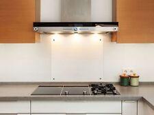 Küchenrückwand 6mm ESG Glas Klar Klarglas Spritzschutz Küche Rückwand Wandschutz