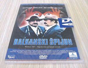 BALKANSKI SPIJUN DVD FILM Balkan Spy 1981