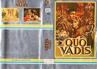 Quo Vadis (1951) VHS  Ed. MGM   Riedizione 1979 - RARA