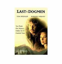 Last Of The Dogmen DVD 2014 Tom Berenger Barbara Hershey Native Americans NEW