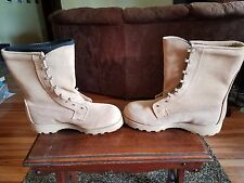 BELLEVILLE MILITARY COMBAT BOOTS, GORE-TEX  ICWT, 8.5W plus 2 sets of liners