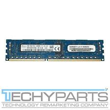 SK Hynix 2GB 1Rx8 PC3-12800R DDR3-1600 ECC Registered  Memory HMT325R7CFR8C-PB