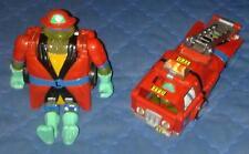 1993 Road Ready mutación Leo Leonardo bomberos Teenage Mutant Ninja Turtles