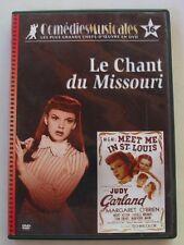 DVD LE CHANT DU MISSOURI - Judy GARLAND / Margaret O'BRIEN