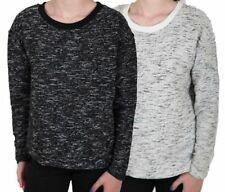 Crewneck Machine Washable Textured Jumpers & Cardigans for Women
