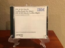 IBM Drivers Install CD for 10/100 EtherJet CardBus Ready Port Adapter ~ EXC Cond