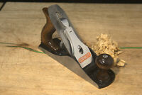 Stanley Bailey No4 smoothing plane PRECISION GROUND SOLE restored mint condition