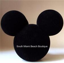 Black Mickey Mouse Ears Jewelry Trinket Box Disneyana Disney Engagement Ring