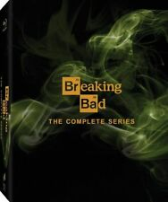 Breaking Bad The Complete Series Collection Blu-ray 16 Discs Gift Box Set  NEW