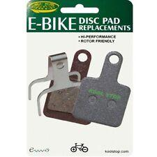 Patins de freinage de vélo gris