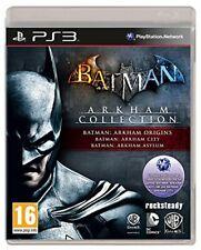 Batman Arkham Colección/Trilogía PS3-juego fqvg el Post Rápido Gratis Barato