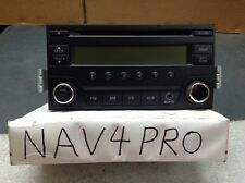 2013 2014 2015 Nissan Quest Radio CD Player 28185 3WS0A #382