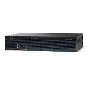 REF Cisco CISCO2911/K9 4 EHWIC, 2 DSP INTEGRATED SERVICES ROUTER 2911