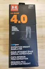 UNDER ARMOUR Black 4.0 BASE LAYER Leggings Pants Mens Size 2XL $84.99  NEW
