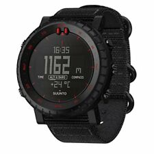 Houseware SUUNTO watch Core Black Red 3 ATM water resistant orientation SB