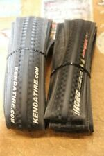 Kenda C2C Tinker Juarez Road Bike Tires Pair 700x23c 120Tpi Iron Cloak