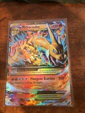 READ DESCRIPTION Carte Pokemon M DRACAUFEU 13/106 Ultra Mega EX XY2 Française