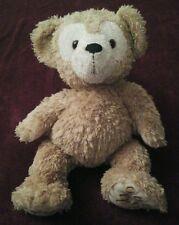 Hidden Mickey Pre Duffy Disney Bear Beige 17 Plush