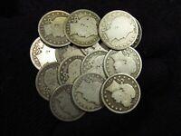 1892 Barber Quarter 90% SILVER COIN
