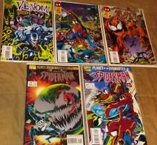 Planet of the Symbiotes 1-5 complete run set lot Spider-Man Venom 2 3 4 VF/NM