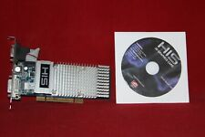 HIS ATI Radeon HD 4350, 512MB. PCI Graphics Card. (H435H512P)