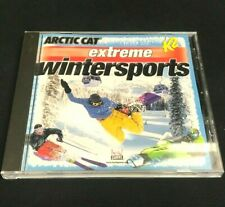 Artic Cat Extreme Winter Sports (PC) Jewel Case