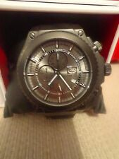 Marc Ecko Men's E18509G3 The Maxim Chronograph Movement Watch