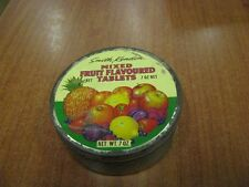 SCATOLA DI LATTA DA COLLEZIONE MIXED FRUIT FLAVOURED TABLETS SMITH KENDON 200G