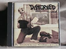 DISTURBED - A DUNEDIN COMPILATION by IMD RECORDS 1995 CD EXCELLENT+ / NEAR MINT