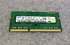 SAMSUNG 2GB LAPTOP RAM MEMORY 1RX8 DDR3 PC3L-12800S M471B5773DH0-YK0 TESTED