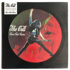 """THE CULT -Sweet Soul Sister- Rare UK 12"""" Picture Disc /Numbered Sleeve (Vinyl)"""