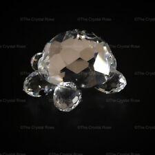 RARE Retired Swarovski Crystal Small Turtle / Tortoise 010033 Mint Boxed