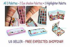 Beauty Creations The Sweetest & Sugar Sweets Eyeshadow + Baked Pops Highlighter