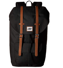 SKECHERS Mens Rucksack Backpack Black MSRP $65