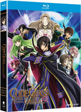 Code Geass: Lelouch Of The Rebellion R2 Season Two [New Blu-ray]
