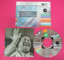 CD NUSRAT FATEH ALI KHAN QAWWAL AND PARTY Shahen Shah  no lp dvd vhs (CS19)