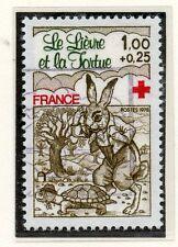 TIMBRE FRANCE OBLITERE N° 2024 FABLE DE LA FONTAINE / Photo non contractuelle