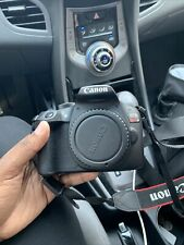 Canon EOS Rebel T6 18MP Digital Camera - Black (2 Lens Included Plug Bag N Cord)
