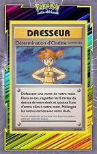 🌈Détermination d'Ondine - XY12:Evolutions- 80/108-Carte Pokemon Neuve Française
