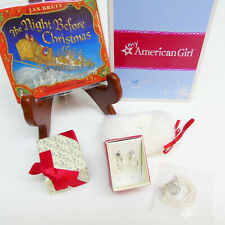 American Girl HOLIDAY ACCESSORIES & GIFT SET Night Before Christmas Book Purse +