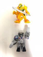 Transformers Robot Heroes Cheetor vs Tankor Figure Set Hasbro 2008