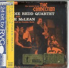 "FREDDIE REDD Music from ""Connection""Japan Cardsleeve CD 1999 Blue Note NEU/OVP"